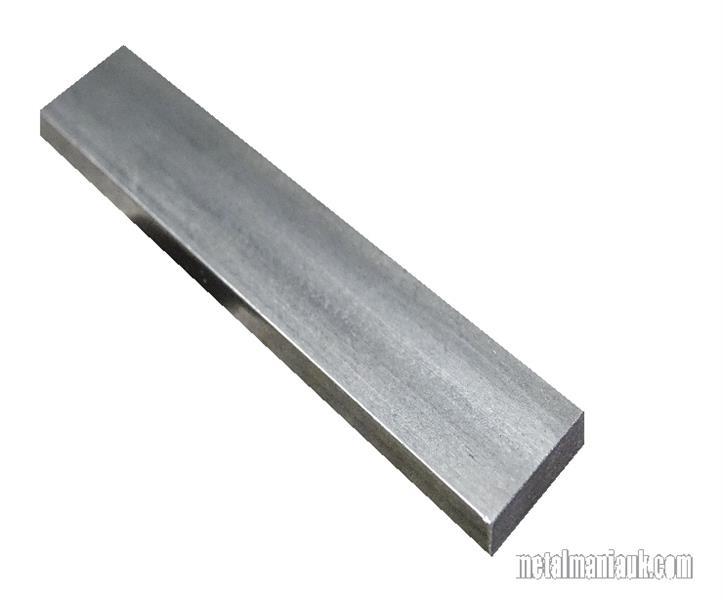 Bright Flat Mild Steel Bar 1 1 2 X 5 16