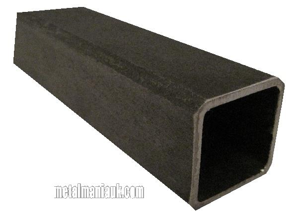 Square Box Section Steel 70mm X 70mm X 3mm