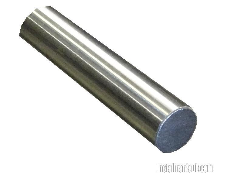 Stainless Steel Round Bar 303 Spec 16mm Dia