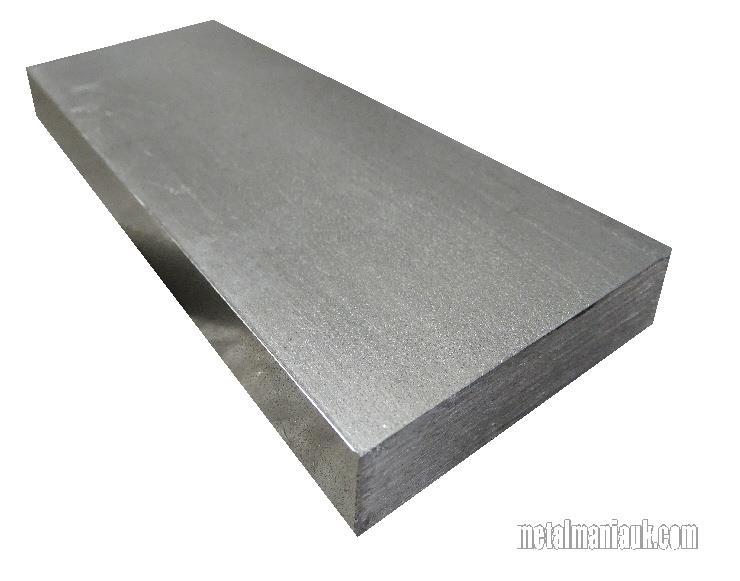 Bright Flat Mild Steel Bar 80mm X 16mm