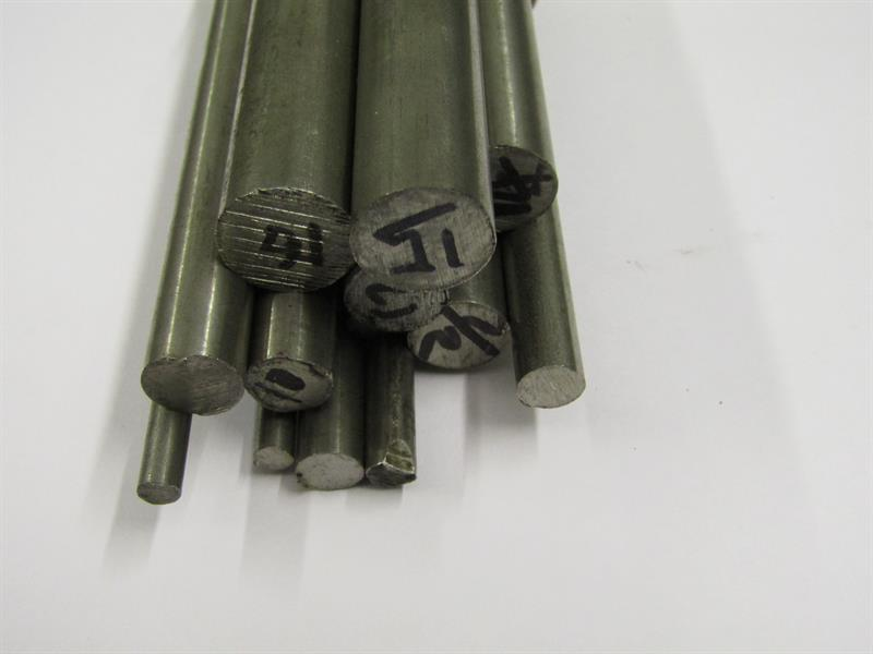 Stainless Round Imperial And Metric Offcuts