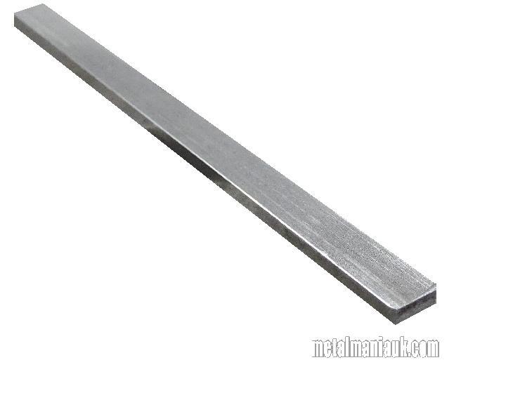 Bright Flat Mild Steel Bar 20mm X 6mm