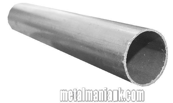 Steel tube erw mm o d