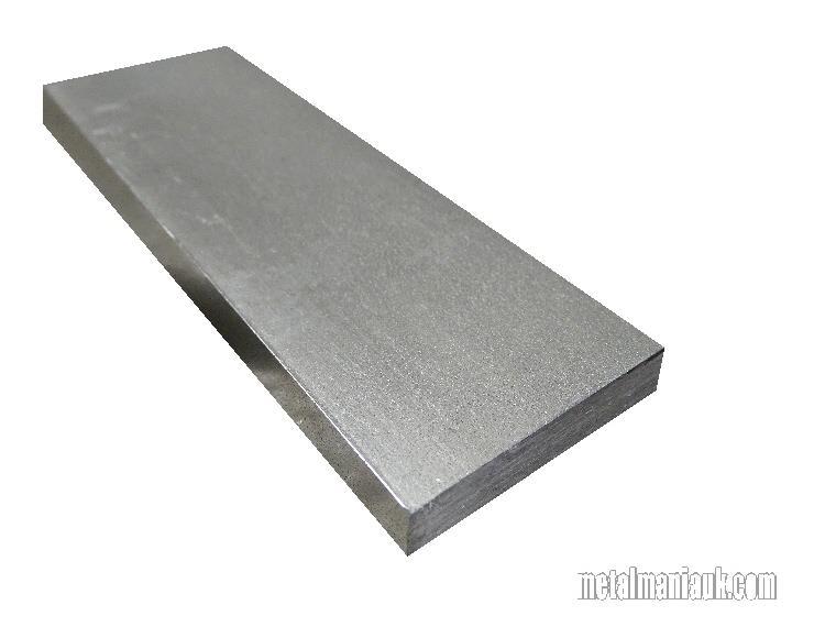Bright Flat Mild Steel Bar 60mm X 8mm