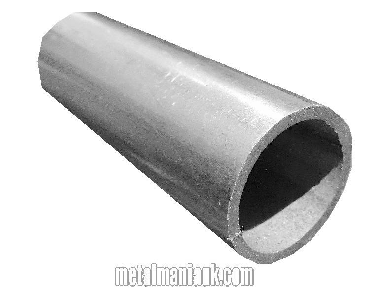 Steel Tube Erw 1 1 2 Inch O D X 2mm