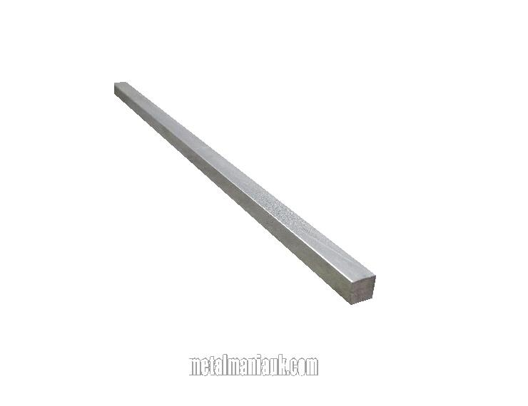 Stainless Steel Square Bar 304 Spec 8mm X 8mm