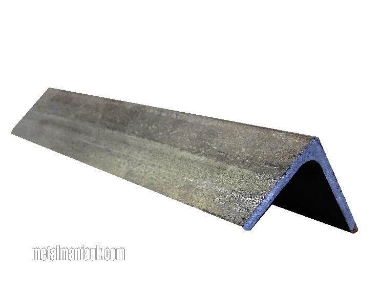 Steel Equal Angle Iron 50mm X 50mm X 6mm