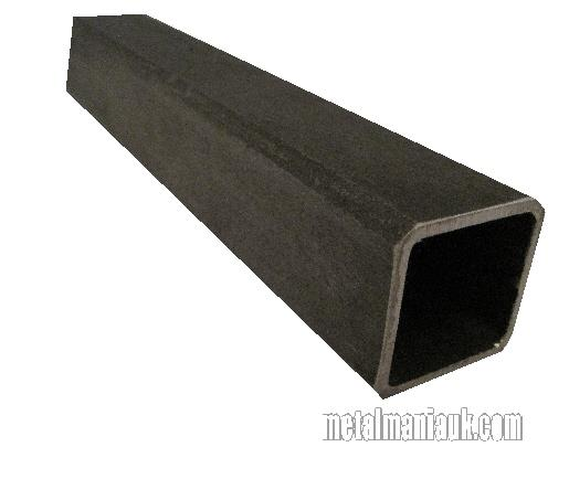 Square Box Section Steel 45mm X 45mm X 3mm