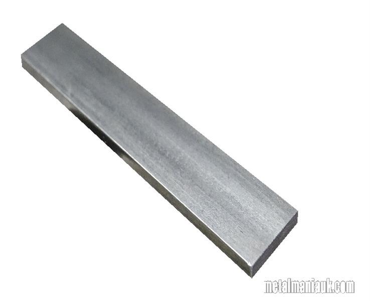 Bright Flat Mild Steel Bar 40mm X 6mm