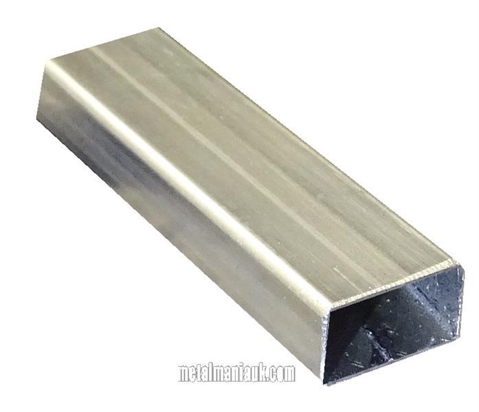 Rectangular Hollow Section Steel Erw 50mm X 25mm X 1 5mm