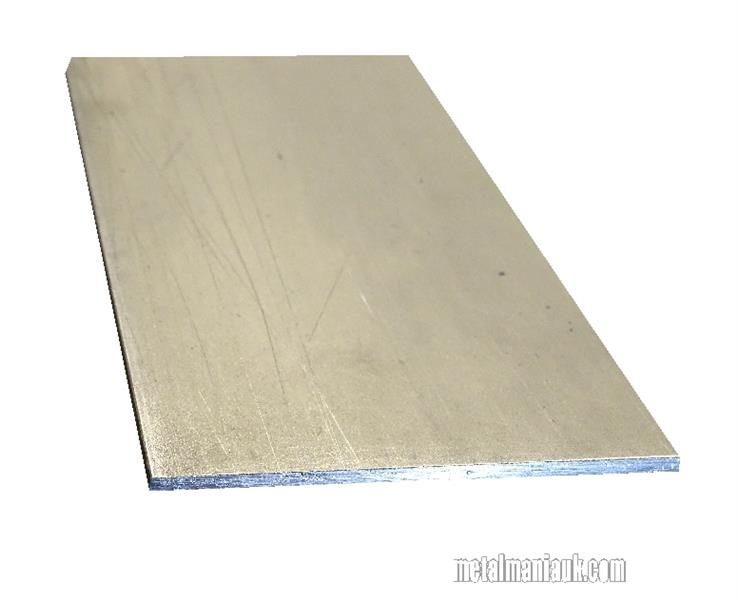 Stainless Steel Flat Strip 304 Spec 75mm X 3mm