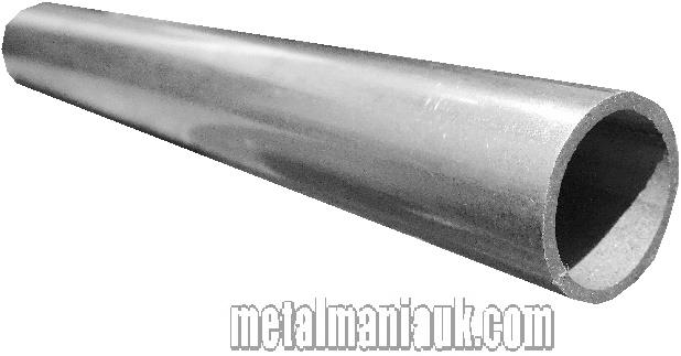 Steel Tube Erw 25mm O D X 2mm