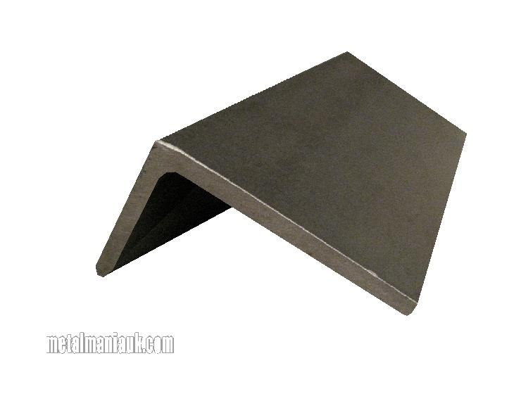 Unequal Angle Steel 100mm X 50mm X 6mm