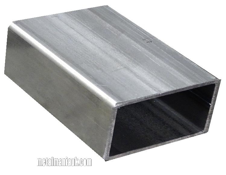 Rectangular Hollow Section Steel Erw 100mm X 50mm X 2mm