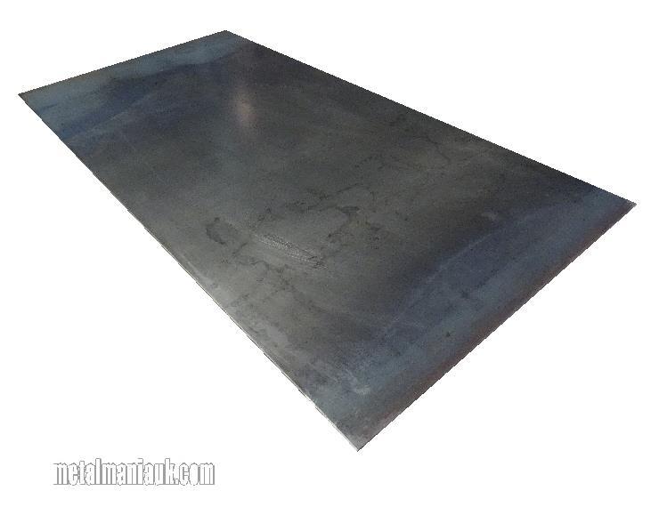 Steel Plate 4mm