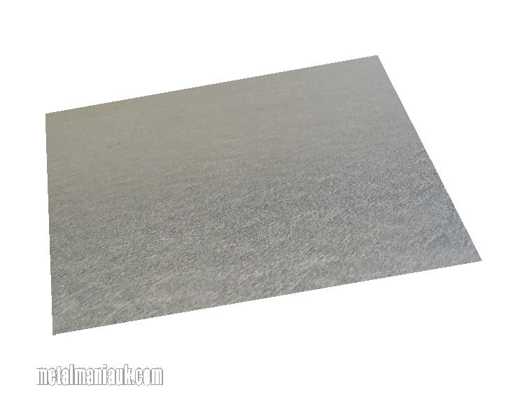 Galvanised Steel Sheet X 1 5mm