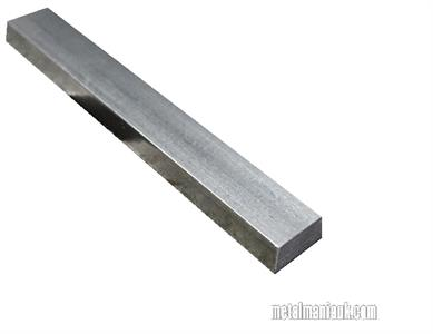 Buy Bright flat mild steel bar 1 x 1/2 Online