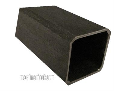Buy Square Box section steel 80mm x 80mm x 3mm Online