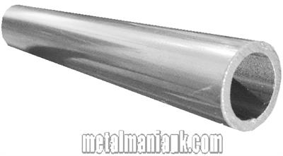 Buy Steel tube ERW 25.4mm (1) O/D x 3mm Online