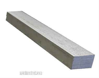 Buy Stainless steel flat bar 304 spec 25mm x 20mm Online