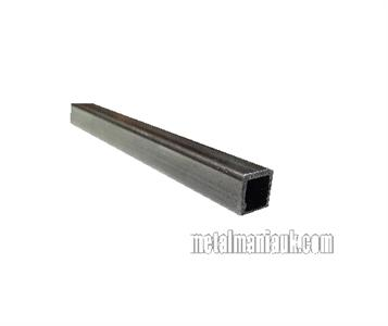 Buy Square ERW box section steel 12.7mm(1/2