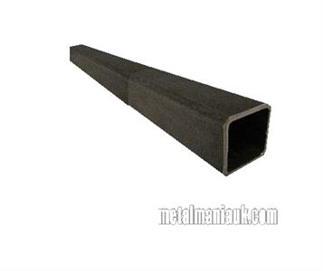 Buy Square Box section steel 25mm x 25mm x 3mm Online