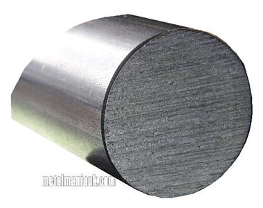 Buy Bright mild steel bar EN1A 40mm dia Online