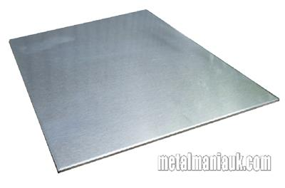 Buy Aluminium Sheet 1050 H14 x 2mm Online