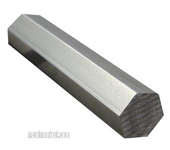 Buy Stainless steel hexagon bar 303 spec 24mm A/F Online