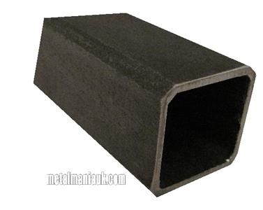 Buy Square box section 80mm x 80mm x 8mm wall Online