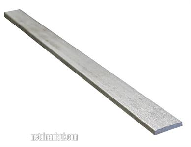 Buy Stainless steel flat strip 304 spec 20mm x 3mm Online