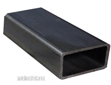 Buy Rectangular Hollow Section steel 80mm x 40mm x 4mm Online