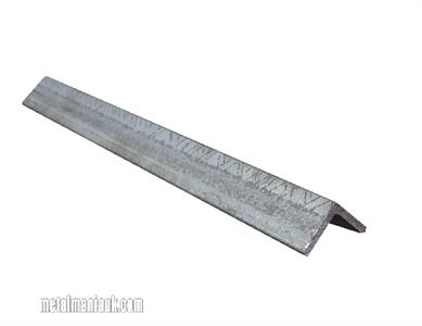 Buy Equal angle steel 25mm x 25mm x 3mm Online