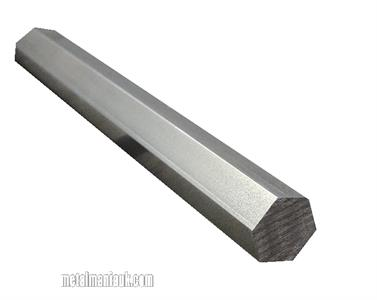 Buy Stainless steel hex bar 303 spec 17mm A/F Online