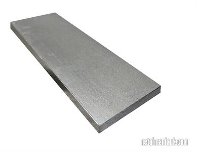 Buy Bright mild steel flat bar 2 1/2 x 1/4 Online