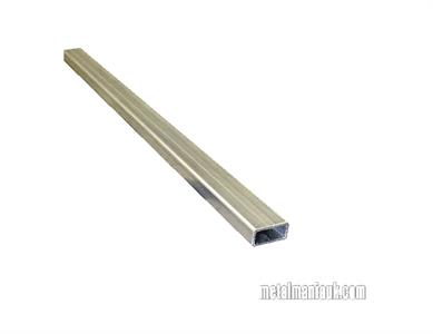 Buy Rectangular Hollow Section steel ERW 20mm x 10mm x 1.5mm Online