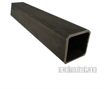 Buy Square box section steel 40mm x 40mm x 3mm Online