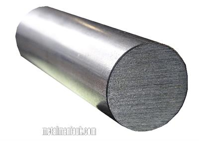 Buy Bright round bar steel 25mm dia Online