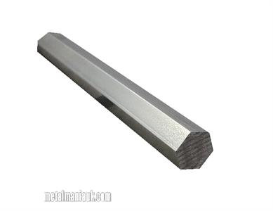 Buy Stainless steel hexagon bar 303 spec 13mm A/F Online