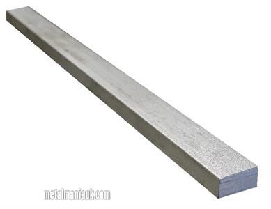 Buy Stainless steel flat strip 304 spec 20mm x 10mm Online