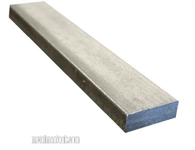 Buy Stainless steel flat bar 304 spec 30mm x 10mm Online