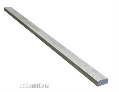 Buy Stainless steel flat strip 304 spec 12mm x 5mm Online