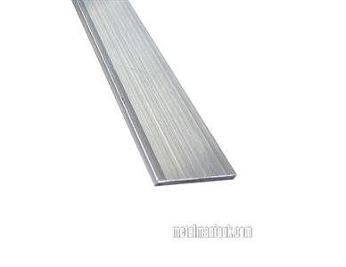 Buy Aluminium flat bar 6082 spec 50mm x 3mm Online