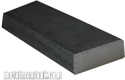 Buy Black Flat steel strip 25mm x 10mm Online