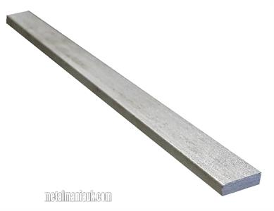 Buy Stainless steel flat strip 304 spec 20mm x 5mm Online