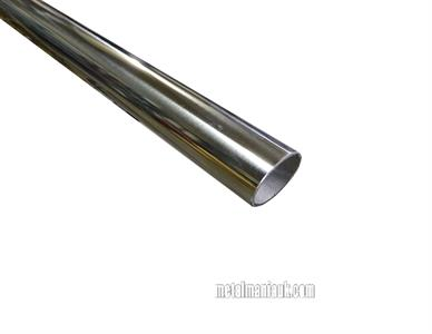 Buy Stainless steel tube 304 spec 12.7mm(1/2) O/D x1.5mm wall mirror polished Online