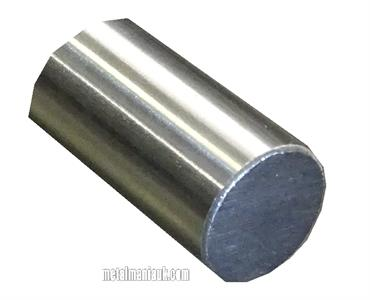 Buy Stainless steel round bar 303 spec 25mm dia Online