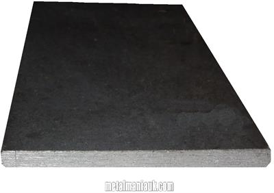 Buy Black Flat steel strip 200mm x 3mm Online