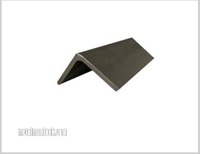 Buy Unequal angle steel 40mm x 25mm x 4mm Online