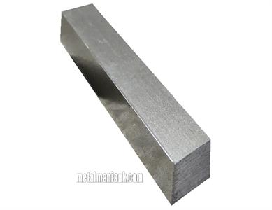 Buy Bright mild steel square bar 1 inch x 1 inch Online